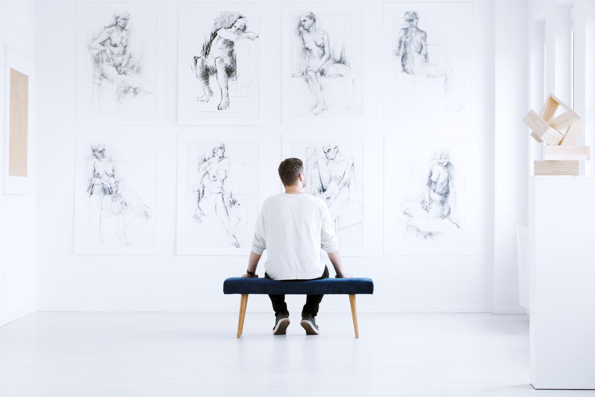 Oservar arte en barcelona Terapia