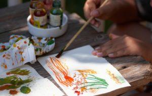 Pintar la naturaleza Elevart